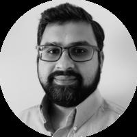 Sunit Parikh Headshot